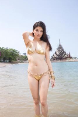 Manami Hashimoto swimsuit bikini gravure122