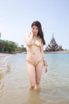Manami Hashimoto swimsuit bikini gravure123