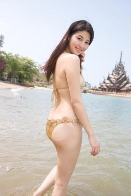 Manami Hashimoto swimsuit bikini gravure129