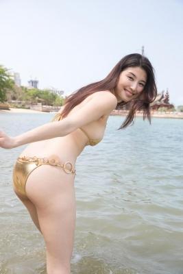 Manami Hashimoto swimsuit bikini gravure131