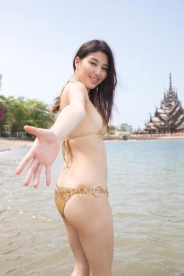 Manami Hashimoto swimsuit bikini gravure133