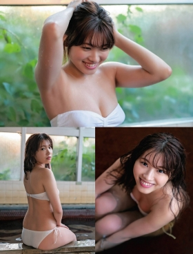 Airi Furuta swimsuit gravure Exquisite body that seems to reach but doesnt reach 2021005