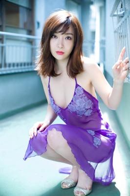 Wataru Takeuchi swimsuit gravure Japans most beautiful 34yearold latest body unveiled 002