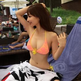 Wataru Takeuchi swimsuit gravure Japans most beautiful 34yearold latest body unveiled 016