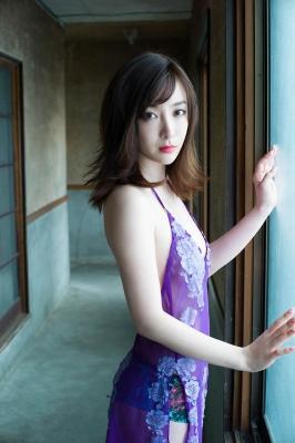 Wataru Takeuchi swimsuit gravure Japans most beautiful 34yearold latest body unveiled 018