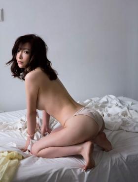 Wataru Takeuchi swimsuit gravure Japans most beautiful 34yearold latest body unveiled 019