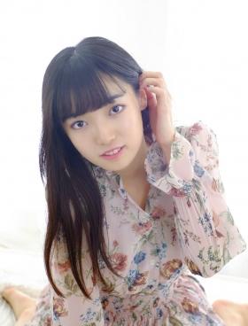 Aine Sakurada swimsuit gravure Next generation breakout candidate Expressing cuteness and outstanding neckline 2021016