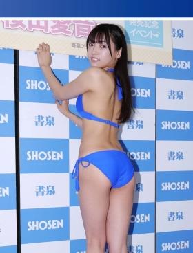 Aine Sakurada swimsuit gravure Next generation breakout candidate Expressing cuteness and outstanding neckline 2021042