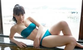 Mizuki Hoshina swimsuit gravure Googly attack 2021021