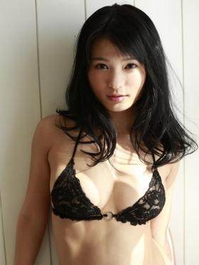 Mizuki Hoshina swimsuit gravure Googly attack 2021026