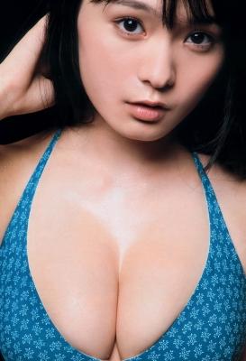 Mizuki Hoshina swimsuit gravure Googly attack 2021029