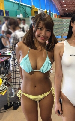 Rina Hashimoto swimsuit gravure I will not bend my conviction to keep the blackest in Japan only with natural light 2021023