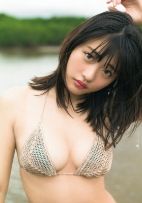 Momoka Ishidas swimsuit gravure photo book to be released006