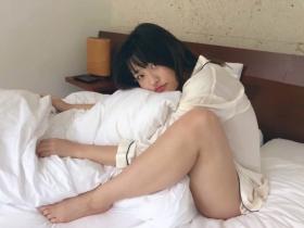 Momoka Ishidas swimsuit gravure photo book to be released008
