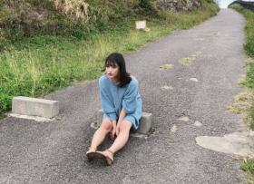 Momoka Ishidas swimsuit gravure photo book to be released010