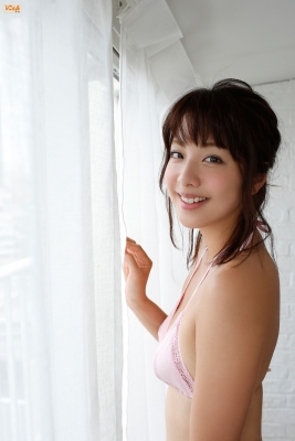 Anna Hongo Gravure Swimsuit ImagesI finally showed you the extreme exposure011