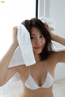 Anna Hongo Gravure Swimsuit ImagesI finally showed you the extreme exposure018