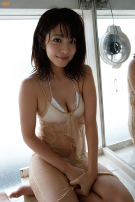 Anna Hongo Gravure Swimsuit ImagesI finally showed you the extreme exposure028