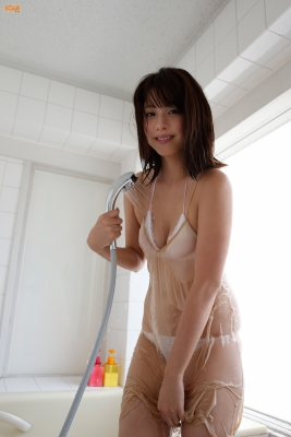 Anna Hongo Gravure Swimsuit ImagesI finally showed you the extreme exposure031