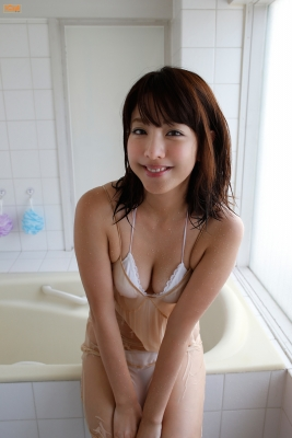 Anna Hongo Gravure Swimsuit ImagesI finally showed you the extreme exposure037