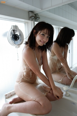 Anna Hongo Gravure Swimsuit ImagesI finally showed you the extreme exposure042