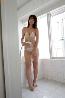 Anna Hongo Gravure Swimsuit ImagesI finally showed you the extreme exposure057