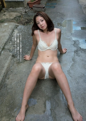 Anna Hongo Gravure Swimsuit ImagesI finally showed you the extreme exposure053