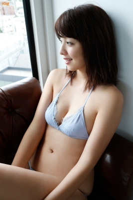 Anna Hongo Gravure Swimsuit ImagesI finally showed you the extreme exposure062