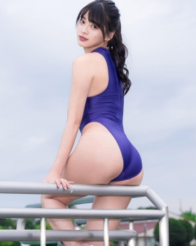 Iroha Fujita Swimsuit Gravure Zero Ichi Familia Miss FLASH 2020 Grand Prix003