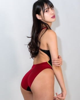 Iroha Fujita Swimsuit Gravure Zero Ichi Familia Miss FLASH 2020 Grand Prix006