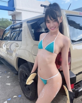 Iroha Fujita Swimsuit Gravure Zero Ichi Familia Miss FLASH 2020 Grand Prix010