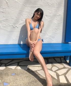 Iroha Fujita Swimsuit Gravure Zero Ichi Familia Miss FLASH 2020 Grand Prix015