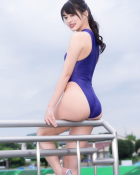 Iroha Fujita Swimsuit Gravure Zero Ichi Familia Miss FLASH 2020 Grand Prix033