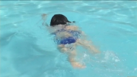This is the first time in a long time that Ive swum in aswimming pool and Im exhausted026