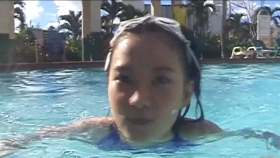 This is the first time in a long time that Ive swum in aswimming pool and Im exhausted030