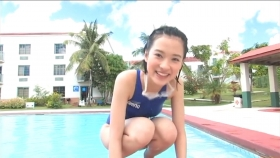 This is the first time in a long time that Ive swum in aswimming pool and Im exhausted062