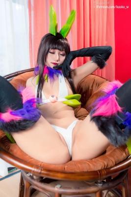 Cosplay Swimsuit Bandage Bikini Sisterhood of Senya025