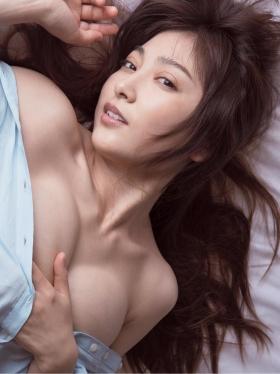 Yohko Kumada swimsuit gravure Take a look at her miraculous body f003