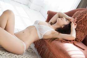 Yohko Kumada swimsuit gravure Take a look at her miraculous body f016