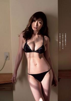 Yohko Kumada swimsuit gravure Take a look at her miraculous body f023