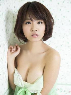 Nanohana Swimsuit gravure Polished beautiful body 001