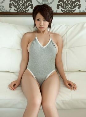 Nanohana Swimsuit gravure Polished beautiful body 004