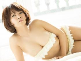 Nanohana Swimsuit gravure Polished beautiful body 013