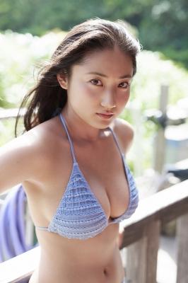 Saaya swimsuit gravure Healthy beautiful body004