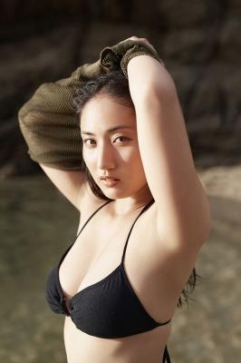 Saaya swimsuit gravure Healthy beautiful body007