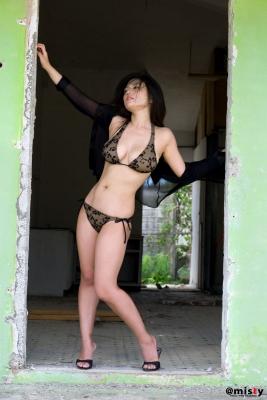 A little bit adult Nonami Takizawa Gravure Swimsuit Images008