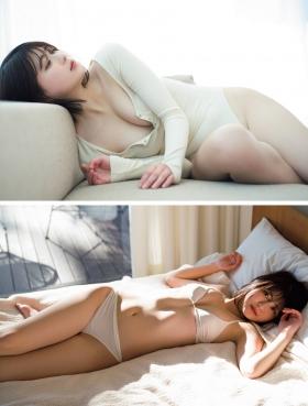 Nami Yamada 19 years old too dazzling pure bikini004