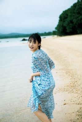 Momoka Ishida swimsuit gravure Encounter the new charm of the Japanese gravure queen 2021006