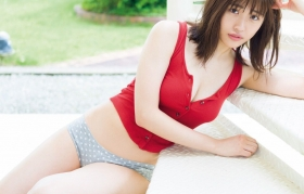 Momoka Ishida swimsuit gravure Encounter the new charm of the Japanese gravure queen 022