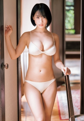 Ayano Sumida swimsuit gravure Hybrid beautiful girl with high beauty and superb breasts 2021006